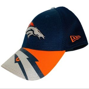 NFL Denver Broncos Baseball Cap Small/Medium